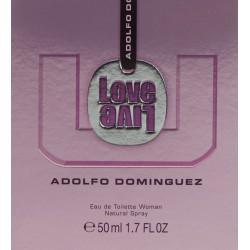 LIVE LOVE  ADOLFO DOMINGUEZ...