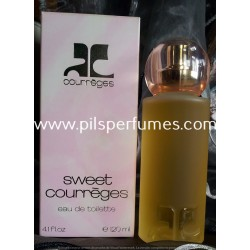 SWEET COURREGES 120 ml NO...