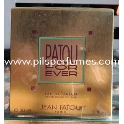 PATOU FOR EVER de JEAN...