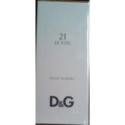 D&G 21 LE FOU  100 ml...