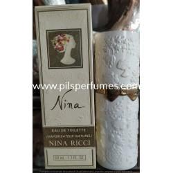 NINA 1987 50 ml VAPORIZADOR