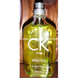 CK ONE ELECTRIC 100 ml...