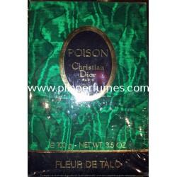 POISON FLEUR DE TALC 100 gr
